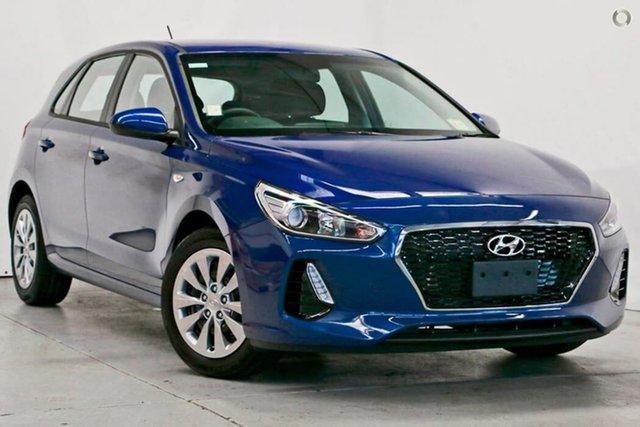 New Hyundai i30 PD.3 MY20 Go, 2019 Hyundai i30 PD.3 MY20 Go Intense Blue 6 Speed Sports Automatic Hatchback