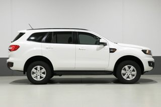 2018 Ford Everest UA MY18 Ambiente (RWD 5 Seat) White 6 Speed Automatic Wagon