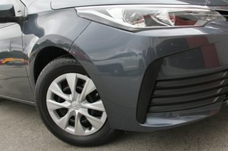 2018 Toyota Corolla ZRE172R Ascent S-CVT Moonlight 7 Speed Constant Variable Sedan.
