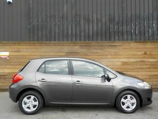 2007 Toyota Corolla ZRE152R Ascent Grey 4 Speed Automatic Hatchback.