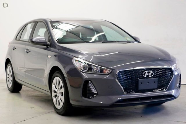 New Hyundai i30 PD.3 MY20 Go, 2019 Hyundai i30 PD.3 MY20 Go Iron Gray 6 Speed Sports Automatic Hatchback