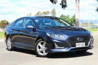 2017 Hyundai Sonata LF4 MY18 Active Blue 6 Speed Sports Automatic Sedan.