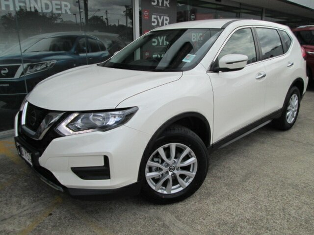 Demo Nissan X-Trail T32 Series II ST X-tronic 4WD, 2018 Nissan X-Trail T32 Series II ST X-tronic 4WD Ivory Pearl 7 Speed Constant Variable Wagon