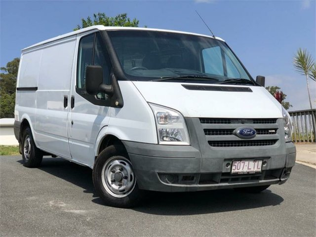 Used Ford Transit VM Mid Roof MWB, 2008 Ford Transit VM Mid Roof MWB White 6 Speed Manual Van