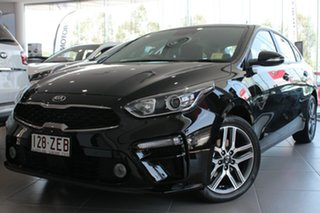 2019 Kia Cerato BD MY19 Sport Aurora Black Pearl 6 Speed Sports Automatic Hatchback
