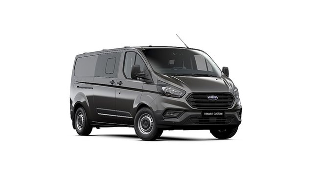 New Ford Transit Custom VN 2019.75MY 340L Low Roof LWB, 2019 Ford Transit Custom VN 2019.75MY 340L Low Roof LWB Magnetic 6 Speed Automatic Van