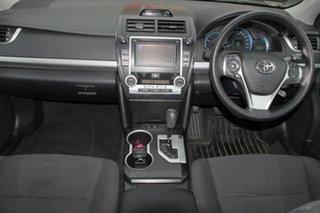 2014 Toyota Camry AVV50R Hybrid Magnetic Bronze 1 Speed Automatic Sedan