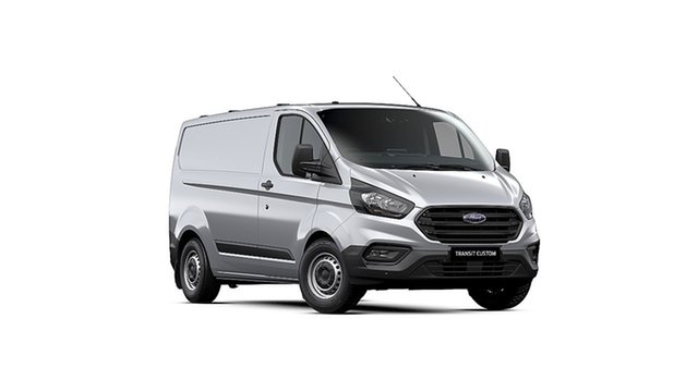 New Ford Transit Custom VN 2019.75MY 340S Low Roof SWB, 2019 Ford Transit Custom VN 2019.75MY 340S Low Roof SWB Moondust Silver 6 Speed Automatic Van