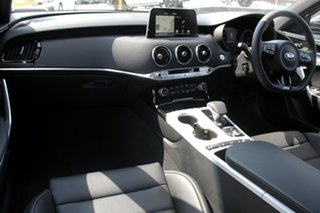 2019 Kia Stinger CK MY19 GT Fastback Silky Silver 8 Speed Sports Automatic Sedan