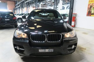 2008 BMW X6 E71 xDrive35i Coupe Steptronic Black 6 Speed Sports Automatic Wagon