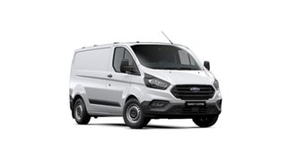 2020 Ford Transit Custom VN 2019.75MY 340S (Low Roof) Frozen White 6 Speed Manual Van.