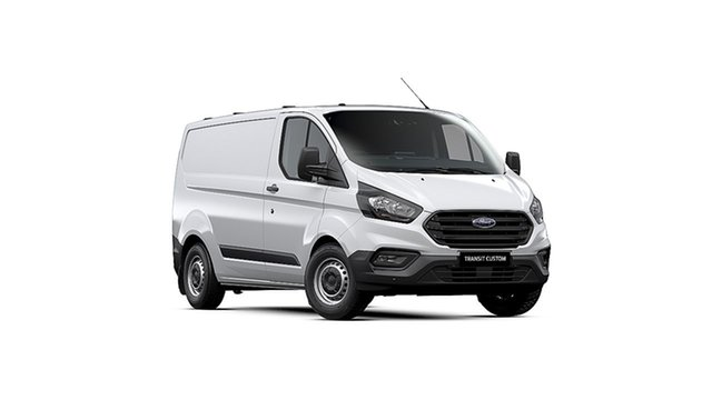 New Ford Transit Custom VN 2019.75MY 340S Low Roof SWB, 2020 Ford Transit Custom VN 2019.75MY 340S Low Roof SWB White 6 Speed Automatic Van