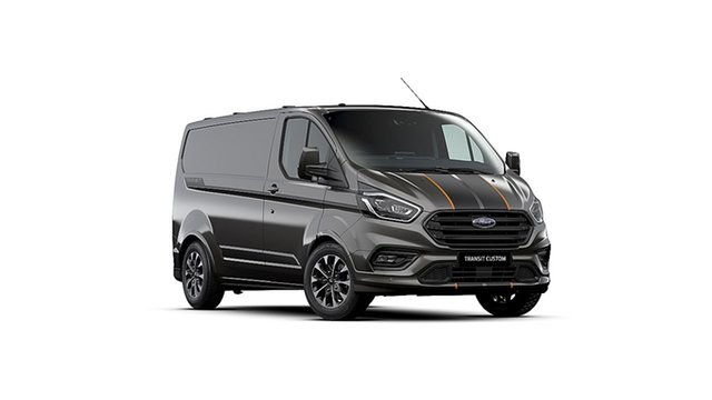 New Ford Transit Custom VN 2019.75MY 320S (Low Roof) Sport Christies Beach, 2020 Ford Transit Custom VN 2019.75MY 320S (Low Roof) Sport Magnetic 6 Speed Automatic Van