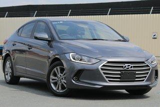 2015 Hyundai Elantra AD MY17 Active Grey 6 Speed Sports Automatic Sedan.