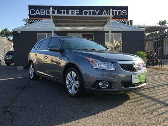 Used Holden Cruze JH MY14 CDX, 2014 Holden Cruze JH MY14 CDX Grey 6 Speed Automatic Sportswagon