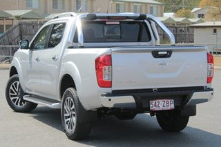 2019 Nissan Navara D23 S4 MY19 ST-X Brilliant Silver 7 Speed Sports Automatic Utility.