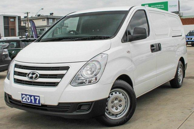 Used Hyundai iLOAD TQ3-V Series II MY17 , 2017 Hyundai iLOAD TQ3-V Series II MY17 White 5 Speed Automatic Van