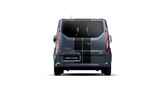 2020 Ford Transit Custom VN 2019.75MY 320L (Low Roof) Sport Blue Metallic 6 Speed Automatic