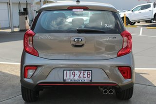 2019 Kia Picanto JA MY19 GT-Line Titanium Silver 4 Speed Automatic Hatchback