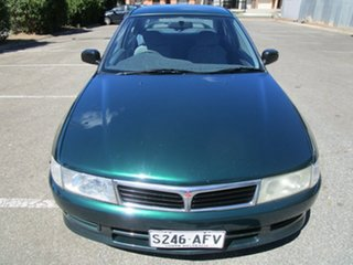 2000 Mitsubishi Lancer CE GLi 4 Speed Automatic Sedan.