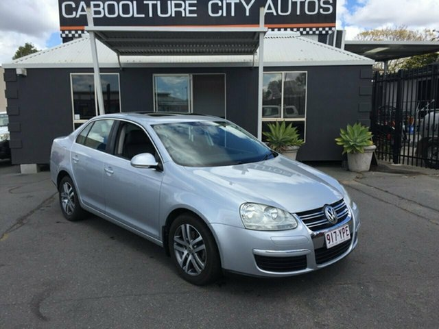 Used Volkswagen Jetta 1KM 2.0 TDI, 2006 Volkswagen Jetta 1KM 2.0 TDI Silver 6 Speed Direct Shift Sedan