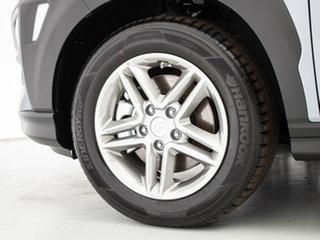 2019 Hyundai Kona OS.2 MY19 Active (AWD) Lake Silver 7 Speed Auto Dual Clutch Wagon
