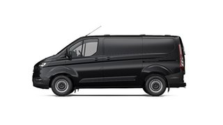 2019 Ford Transit Custom VN 2019.75MY 340S Low Roof SWB Agate Black 6 Speed Automatic Van