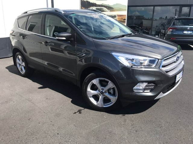 Used Ford Escape ZG 2019.25MY Trend 2WD, 2018 Ford Escape ZG 2019.25MY Trend 2WD Grey 6 Speed Sports Automatic Wagon