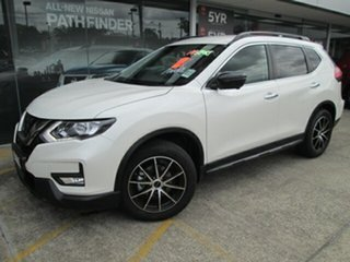 2018 Nissan X-Trail T32 Series II ST-L X-tronic 2WD N-SPORT Ivory Pearl 7 Speed Constant Variable.