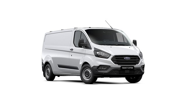 New Ford Transit Custom VN 2019.75MY 340L Low Roof LWB, 2020 Ford Transit Custom VN 2019.75MY 340L Low Roof LWB White 6 Speed Automatic Van
