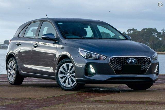 New Hyundai i30 PD.3 MY20 Go, 2019 Hyundai i30 PD.3 MY20 Go Iron Gray 6 Speed Manual Hatchback