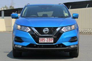 2019 Nissan Qashqai J11 Series 2 ST-L X-tronic Vivid Blue 1 Speed Constant Variable Wagon