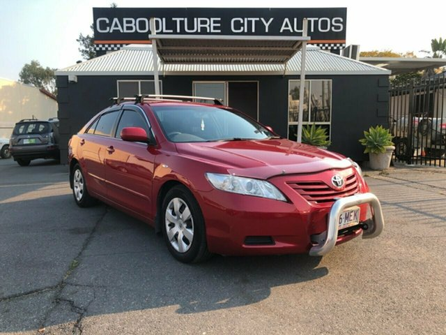 Used Toyota Camry ACV40R 07 Upgrade Altise, 2008 Toyota Camry ACV40R 07 Upgrade Altise Red 5 Speed Automatic Sedan