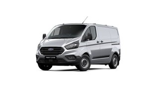 2020 Ford Transit Custom VN 2020.50MY 340S (Low Roof) Moondust Silver 6 Speed Automatic Van.