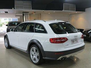 2014 Audi A4 B8 8K MY14 Allroad S Tronic Quattro White 7 Speed Sports Automatic Dual Clutch Wagon