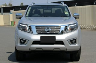 2020 Nissan Navara D23 S4 MY20 ST-X Brilliant Silver 6 Speed Manual Utility