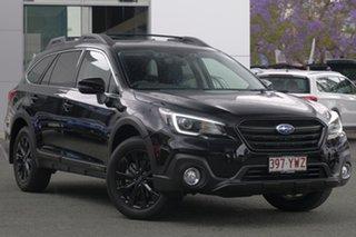2019 Subaru Outback B6A MY19 2.5i-X CVT AWD Crystal Black 7 Speed Constant Variable Wagon.