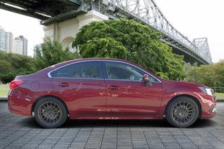 2018 Subaru Liberty B6 MY18 2.5i CVT AWD Premium Crimson Red 6 Speed Constant Variable Sedan.