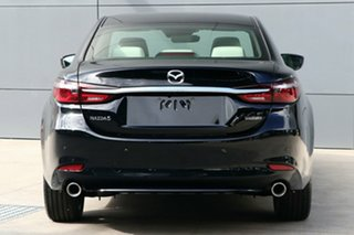2019 Mazda 6 GL1033 Atenza SKYACTIV-Drive Jet Black 6 Speed Sports Automatic Sedan