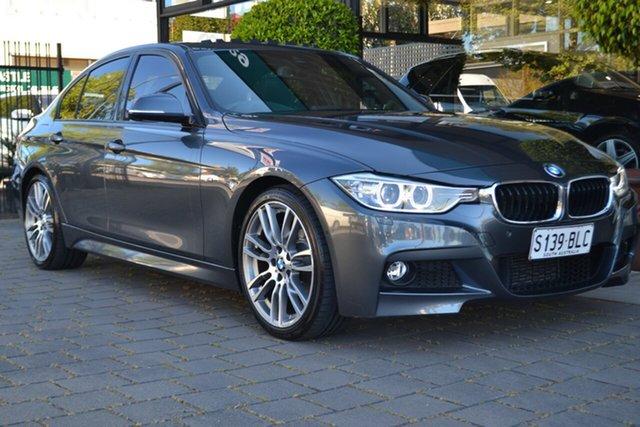 Used BMW 3 Series F30 LCI 320i M Sport, 2016 BMW 3 Series F30 LCI 320i M Sport 8 Speed Sports Automatic Sedan