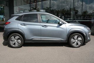2019 Hyundai Kona OS.3 MY19 electric Elite Galactic Grey 1 Speed Reduction Gear Wagon
