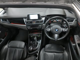 2016 BMW 2 Series F45 225i Active Tourer M Sport Estoril Blue 8 Speed Sports Automatic Hatchback