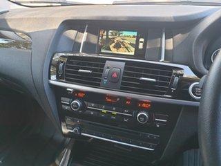 2014 BMW X3 F25 LCI MY0414 xDrive20d Steptronic White 8 Speed Automatic Wagon
