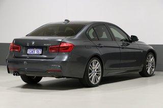 2018 BMW 330i F30 LCI MY18 M Sport Grey 8 Speed Automatic Sedan