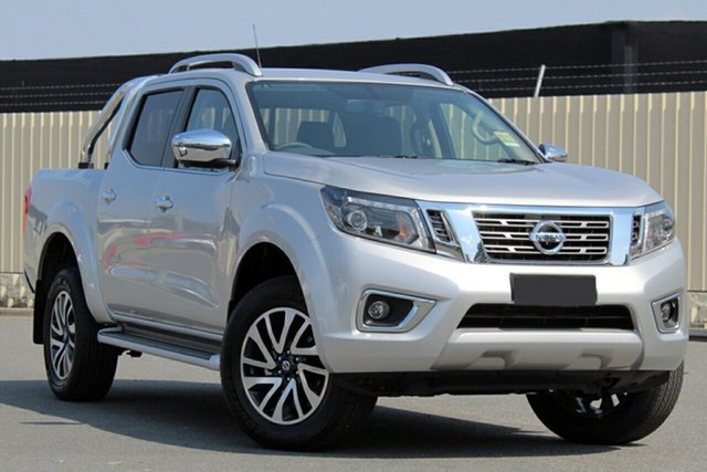 New Nissan Navara D23 S4 MY20 ST-X, 2020 Nissan Navara D23 S4 MY20 ST-X Brilliant Silver 6 Speed Manual Utility