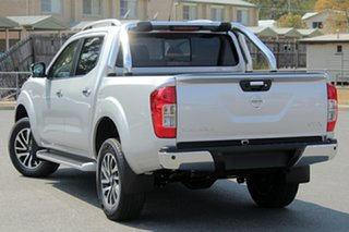 2020 Nissan Navara D23 S4 MY20 ST-X Brilliant Silver 6 Speed Manual Utility.