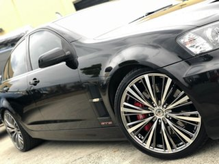 2011 Holden Special Vehicles GTS E Series 3 MY12 Black 6 Speed Sports Automatic Sedan