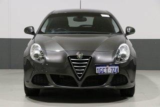 2016 Alfa Romeo Giulietta MY15 Progression Grey 6 Speed Manual Hatchback.