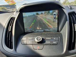 2018 Ford Escape ZG Titanium AWD Frozen White 6 Speed Semi Auto SUV