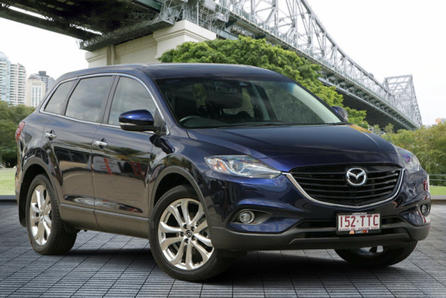 Used Mazda CX-9  , TB10A5 GRAND TOUR WAG ACTV 6SP 3.7I